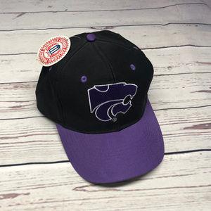 K-State Hat, Kansas NEW adult cap